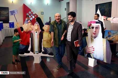 امیر تتلو و بهنوش بختیاری در جشن سالگرد فارس پلاس (5)