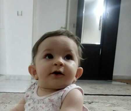 دزده شدن بنیتا دختر 8 ماهه (1)