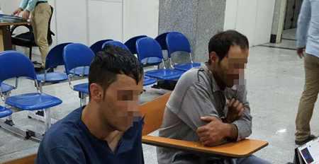 دزده شدن بنیتا دختر 8 ماهه (3)