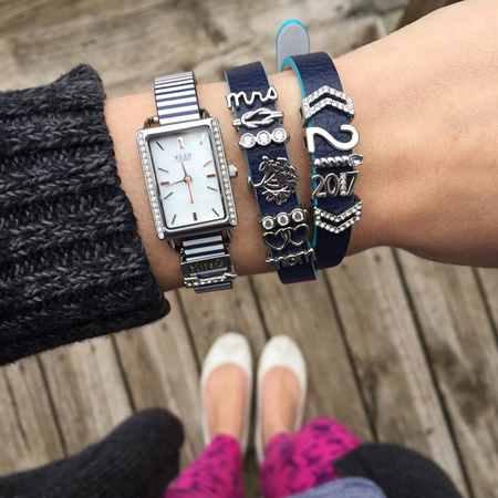 ست ساعت و دستبند دخترانه 2017 (3)