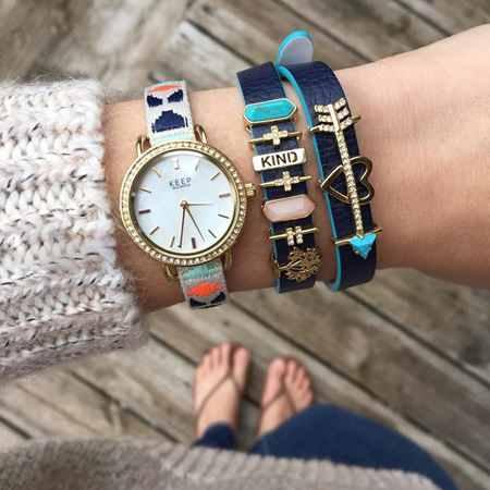 ست ساعت و دستبند دخترانه 2017 (4)