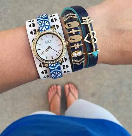 ست ساعت و دستبند دخترانه 2017 (6)