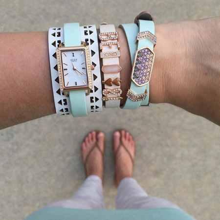 ست ساعت و دستبند دخترانه 2017 (7)