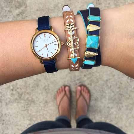 ست ساعت و دستبند دخترانه 2017 (9)