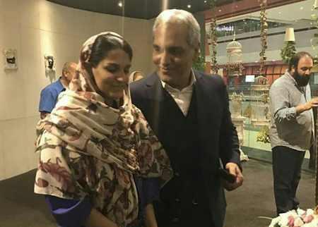 عکس مهران مدیری و دخترش (2)