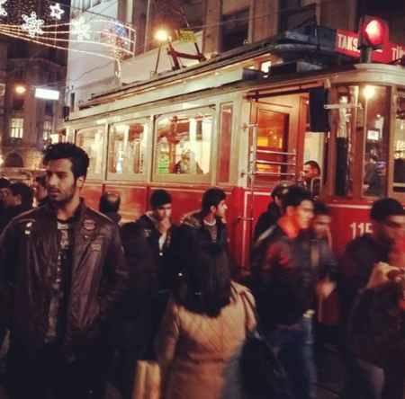 عکس های رهام هادیان خواننده ماکان باند (10)