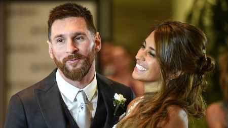 عکس های عروسی لیونل مسی (3)
