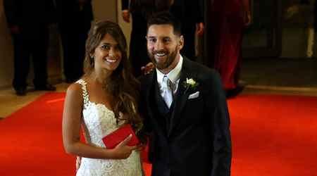 عکس های عروسی لیونل مسی (4)