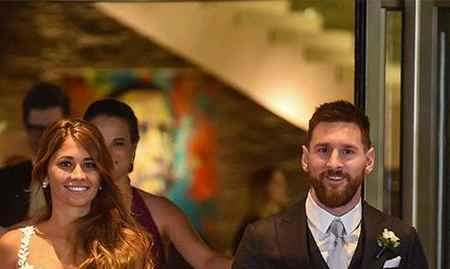 عکس های عروسی لیونل مسی (9)