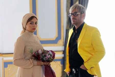 عکس های محمدرضا گلزار در فیلم آینه بغل (2)