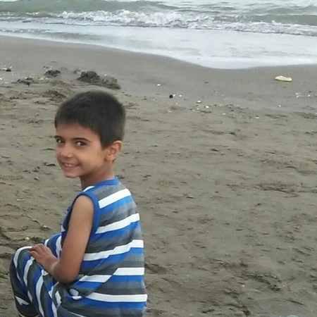 ماجرای گم شدن پارسا قندی پسر 8 ساله (1)