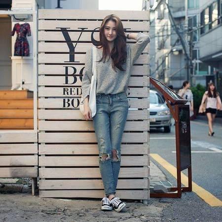 مدل شلوار لی دخترانه 2017 (9)