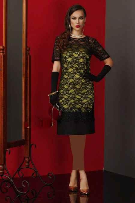 مدل لباس مجلسی لیزانا (3)