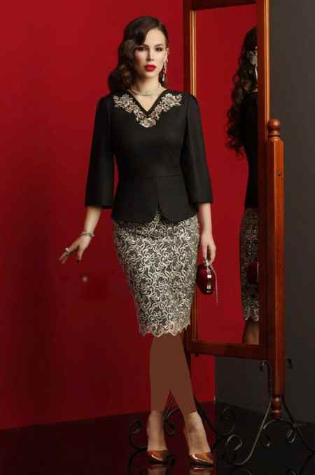 مدل لباس مجلسی لیزانا (4)