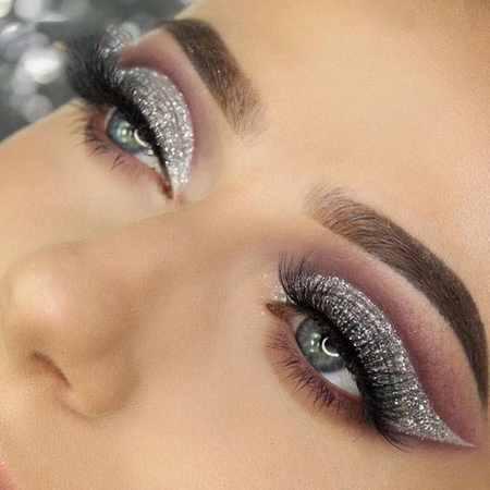 مدل های آرایش چشم Rachael Trudell (7)