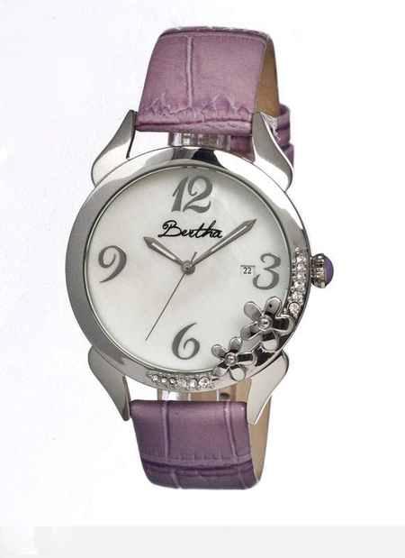 مدل های ساعت زنانه Bertha USA (6)
