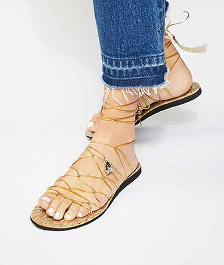 مدل کفش تابستانی زنانه و دخترانه 2017 (3)