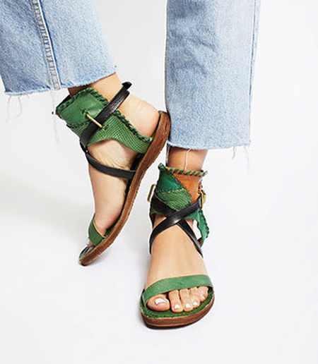 مدل کفش تابستانی زنانه و دخترانه 2017 (5)