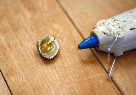 آموزش ساخت انگشتر صدفی (4)