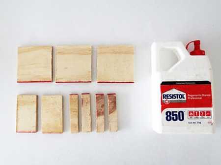 آموزش ساخت جا موبایلی چوبی (2)