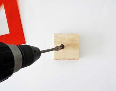 آموزش ساخت جا موبایلی چوبی (5)