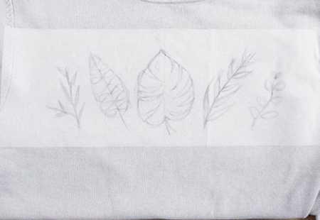 آموزش گلدوزی لباس بافتنی با نخ دمسه (6)