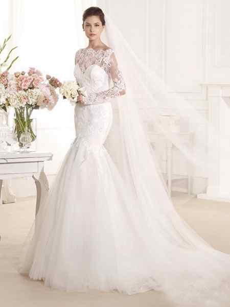 جدیدترین مدل های لباس عروس 2018 (4)