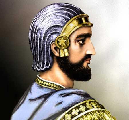 زادروز داراب ( کوروش کبیر ) (2)