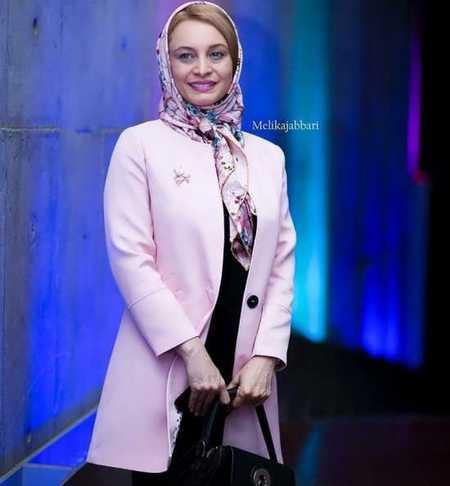 عکس مریم کاویانی در جشنواره فیلم شهر