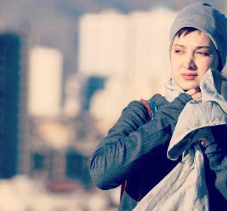عکس های جدید روشنک گرامی بازیگر سریال گمشدگان (5)