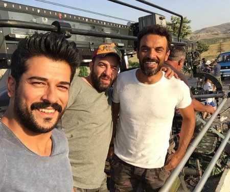 عکس های جدید کمال در سریال ترکی اکیا (2)
