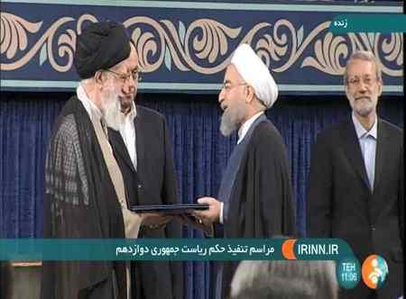 عکس های مراسم تنفیذ دکتر حسن روحانی (7)