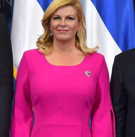 عکس های کالیندا کیتاروویچ رییس جمهور کرواسی (6)