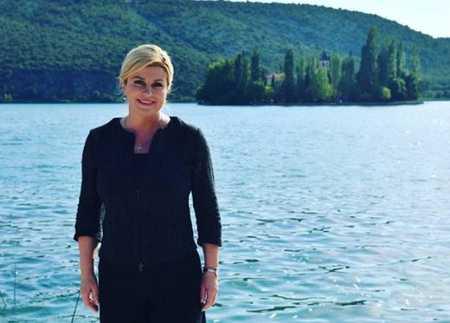 عکس های کالیندا کیتاروویچ رییس جمهور کرواسی (8)