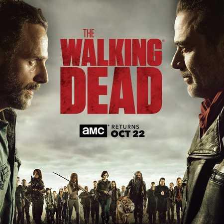 فصل 8 مردگان متحرک (The Walking Dead) کی شروع می شود؟