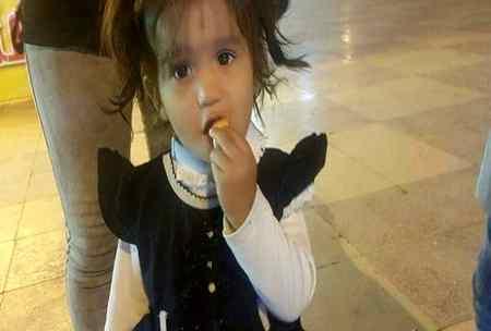 پیدا شدن ملیکا دختربچه مشهدی در اصفهان