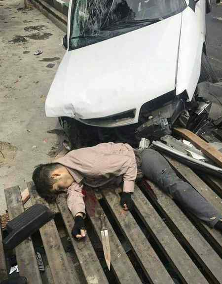 کشته شدن یک زورگیر توسط زانتیا در تهران