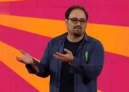 کلیپ مستند مجید افشاری در نیمه نهایی خنداننده شو