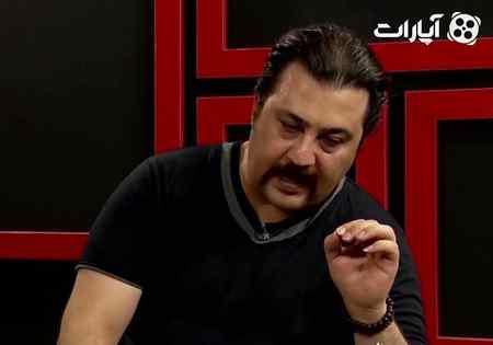کلیپ مصاحبه علیرضا آذر شاعر
