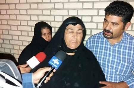 اعدام قاتل آتنا اصلانی در ملا عام (4)