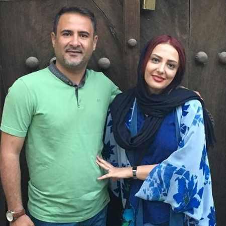بیوگرافی الهه حسینی بازیگر و همسرش (3)