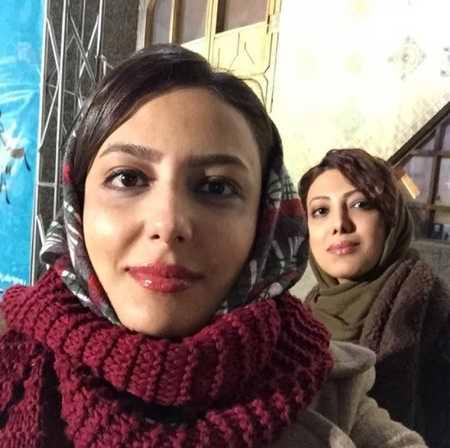 بیوگرافی الهه حسینی بازیگر و همسرش (7)