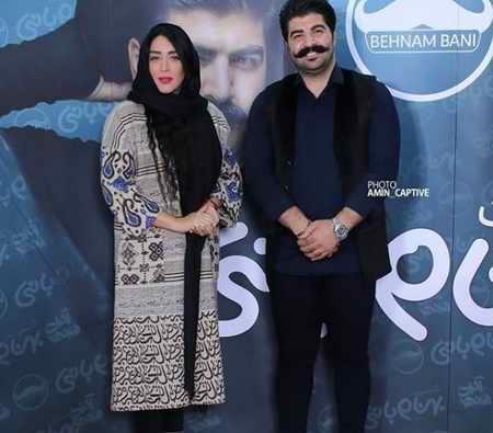 بیوگرافی سارا منجزی پور بازیگر و همسرش (3)