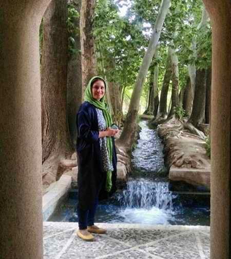 بیوگرافی شبنم مقدمی بازیگر و همسرش (10)