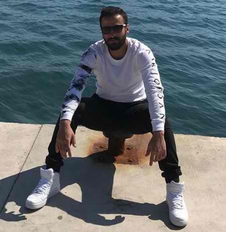 بیوگرافی مصطفی حیدری والیبالیست ایران و همسرش (5)