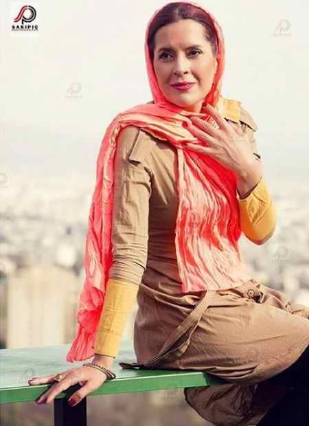 بیوگرافی نازنین فراهانی بازیگر و همسرش (13)