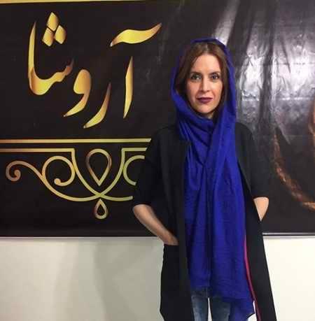 بیوگرافی نازنین فراهانی بازیگر و همسرش (6)