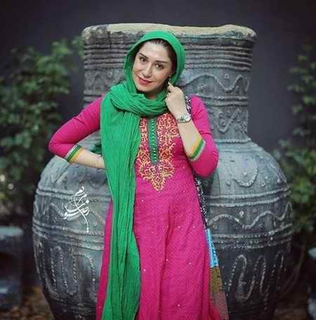 بیوگرافی نسیم ادبی بازیگر و همسرش (8)