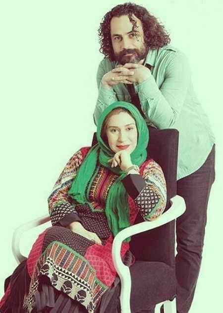 بیوگرافی نسیم ادبی بازیگر و همسرش (9)