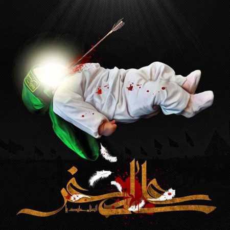 عکس نوشته شهادت حضرت علی اصغر (12)